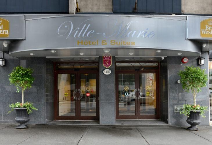 Best Western - Ville-Marie